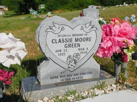 GREEN, CLASSIE - Webster County, Louisiana   CLASSIE GREEN - Louisiana Gravestone Photos