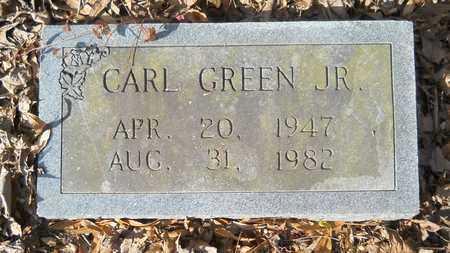 GREEN, CARL, JR - Webster County, Louisiana | CARL, JR GREEN - Louisiana Gravestone Photos