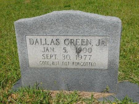 GREEN, DALLAS, JR - Webster County, Louisiana   DALLAS, JR GREEN - Louisiana Gravestone Photos