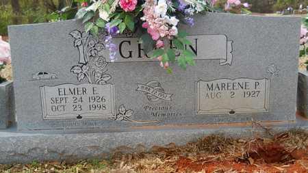 GREEN, ELMER E - Webster County, Louisiana | ELMER E GREEN - Louisiana Gravestone Photos
