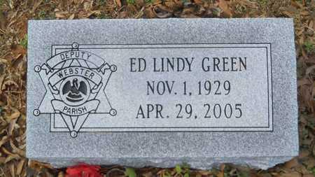 GREEN, ED LINDY - Webster County, Louisiana | ED LINDY GREEN - Louisiana Gravestone Photos