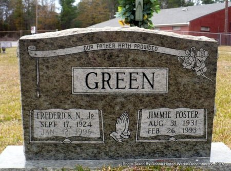 GREEN, FREDERICK NEAL JR - Webster County, Louisiana | FREDERICK NEAL JR GREEN - Louisiana Gravestone Photos