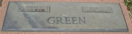 GREEN, HARRY G - Webster County, Louisiana | HARRY G GREEN - Louisiana Gravestone Photos