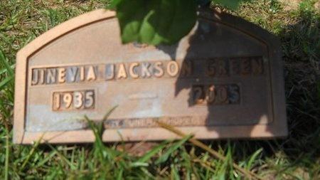 GREEN, JINEVIA - Webster County, Louisiana | JINEVIA GREEN - Louisiana Gravestone Photos
