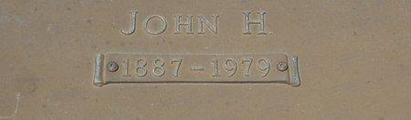 GREEN, JOHN H (CLOSE UP) - Webster County, Louisiana   JOHN H (CLOSE UP) GREEN - Louisiana Gravestone Photos