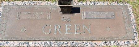 GREEN, JOE BURNS - Webster County, Louisiana | JOE BURNS GREEN - Louisiana Gravestone Photos