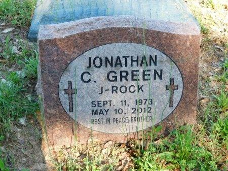 "GREEN, JONATHAN C ""J-ROCK"" - Webster County, Louisiana   JONATHAN C ""J-ROCK"" GREEN - Louisiana Gravestone Photos"