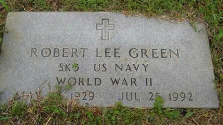 GREEN, ROBERT LEE  (VETERAN WWII) - Webster County, Louisiana | ROBERT LEE  (VETERAN WWII) GREEN - Louisiana Gravestone Photos