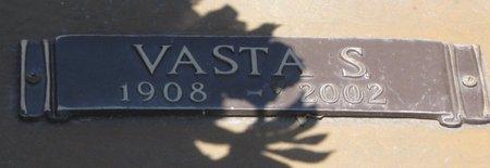 GREEN, VASTA S (CLOSE UP) - Webster County, Louisiana | VASTA S (CLOSE UP) GREEN - Louisiana Gravestone Photos