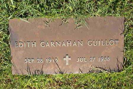 GUILLOT, EDITH - Webster County, Louisiana | EDITH GUILLOT - Louisiana Gravestone Photos