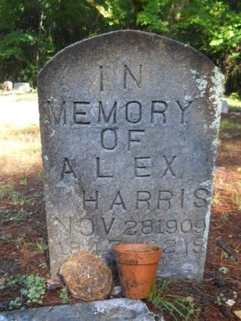 HARRIS, ALEX - Webster County, Louisiana   ALEX HARRIS - Louisiana Gravestone Photos