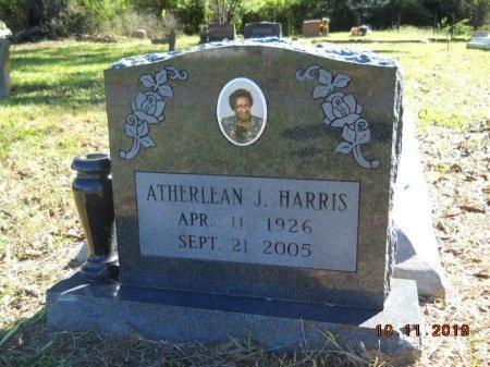HARRIS, ATHERLEAN J - Webster County, Louisiana | ATHERLEAN J HARRIS - Louisiana Gravestone Photos