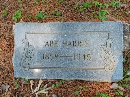 HARRIS, ABE - Webster County, Louisiana | ABE HARRIS - Louisiana Gravestone Photos