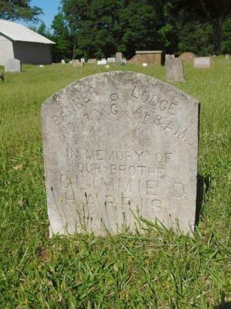 HARRIS, CLIMMIE - Webster County, Louisiana | CLIMMIE HARRIS - Louisiana Gravestone Photos