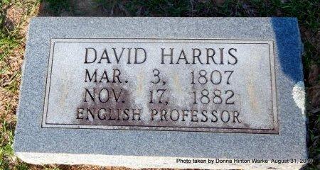 HARRIS, DAVID - Webster County, Louisiana   DAVID HARRIS - Louisiana Gravestone Photos