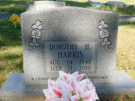 HARRIS, DOROTHY H - Webster County, Louisiana   DOROTHY H HARRIS - Louisiana Gravestone Photos