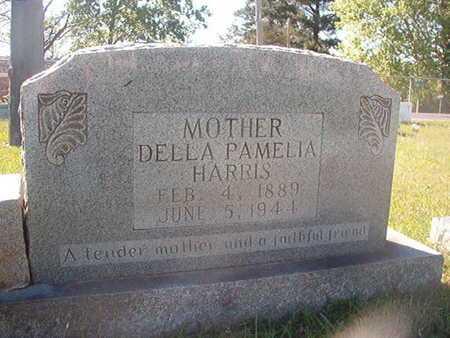 HARRIS, DELLA PAMELIA - Webster County, Louisiana | DELLA PAMELIA HARRIS - Louisiana Gravestone Photos