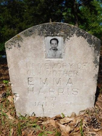 HARRIS, EMMA - Webster County, Louisiana | EMMA HARRIS - Louisiana Gravestone Photos