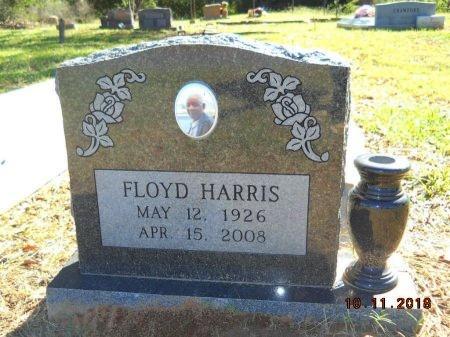 HARRIS, FLOYD - Webster County, Louisiana   FLOYD HARRIS - Louisiana Gravestone Photos
