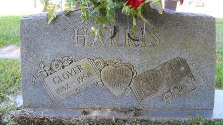 HARRIS, ANNIE B - Webster County, Louisiana | ANNIE B HARRIS - Louisiana Gravestone Photos