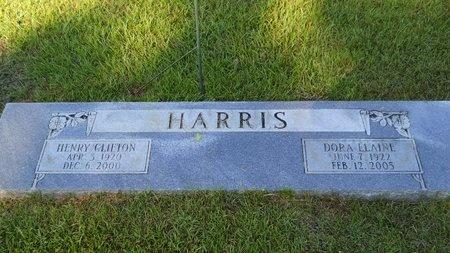 HARRIS, DORA ELAINE - Webster County, Louisiana | DORA ELAINE HARRIS - Louisiana Gravestone Photos