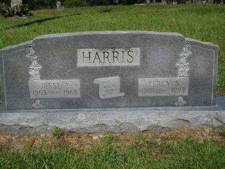 HARRIS, JESSE E - Webster County, Louisiana | JESSE E HARRIS - Louisiana Gravestone Photos