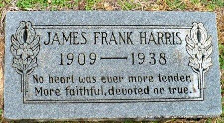HARRIS, JAMES FRANK - Webster County, Louisiana   JAMES FRANK HARRIS - Louisiana Gravestone Photos