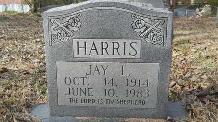 HARRIS, JAY L - Webster County, Louisiana | JAY L HARRIS - Louisiana Gravestone Photos
