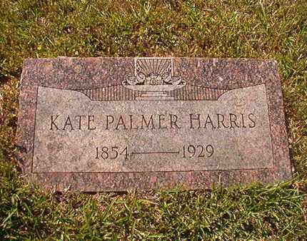 HARRIS, KATE - Webster County, Louisiana   KATE HARRIS - Louisiana Gravestone Photos