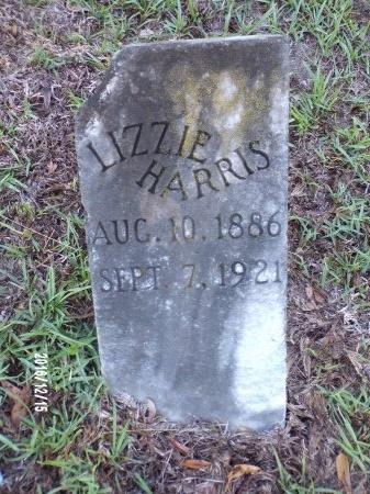 HARRIS, LIZZIE - Webster County, Louisiana | LIZZIE HARRIS - Louisiana Gravestone Photos