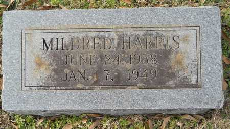 HARRIS, MILDRED - Webster County, Louisiana | MILDRED HARRIS - Louisiana Gravestone Photos