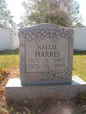 HARRIS, NELLIE - Webster County, Louisiana   NELLIE HARRIS - Louisiana Gravestone Photos