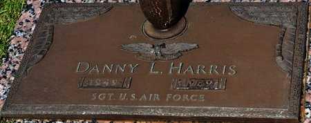 HARRIS, DANNY L (VETERAN) - Webster County, Louisiana   DANNY L (VETERAN) HARRIS - Louisiana Gravestone Photos