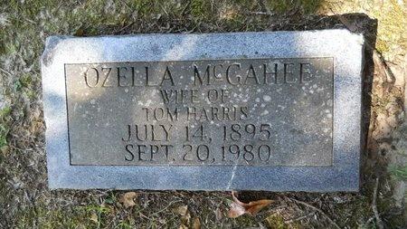 HARRIS, OZELLA - Webster County, Louisiana | OZELLA HARRIS - Louisiana Gravestone Photos
