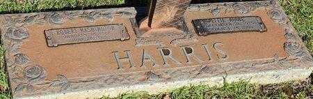 HARRIS, ROBERT WASHINGTON - Webster County, Louisiana | ROBERT WASHINGTON HARRIS - Louisiana Gravestone Photos