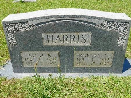 HARRIS, RUTH - Webster County, Louisiana | RUTH HARRIS - Louisiana Gravestone Photos