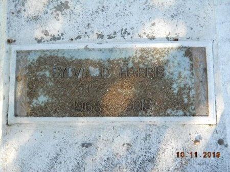 HARRIS, SYLVIA - Webster County, Louisiana | SYLVIA HARRIS - Louisiana Gravestone Photos