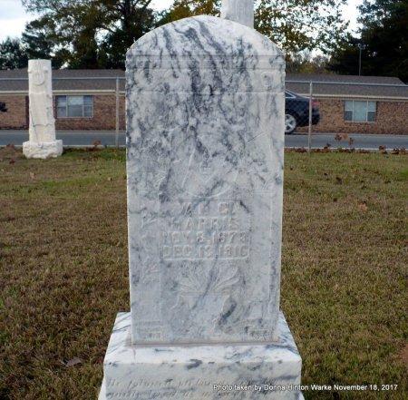HARRIS, VAN C - Webster County, Louisiana | VAN C HARRIS - Louisiana Gravestone Photos