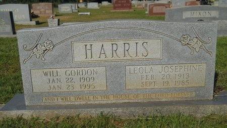 HARRIS, LEOLA JOSEPHINE - Webster County, Louisiana | LEOLA JOSEPHINE HARRIS - Louisiana Gravestone Photos