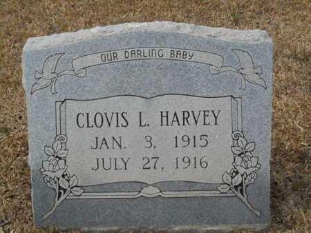 HARVEY, CLOVIS L - Webster County, Louisiana | CLOVIS L HARVEY - Louisiana Gravestone Photos