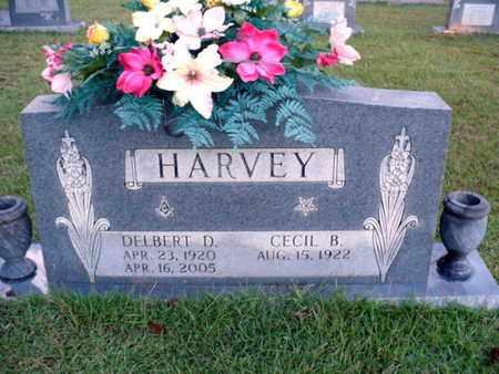 HARVEY, CECIL - Webster County, Louisiana | CECIL HARVEY - Louisiana Gravestone Photos