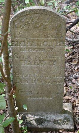 HARVEY, EMMA JONES - Webster County, Louisiana | EMMA JONES HARVEY - Louisiana Gravestone Photos