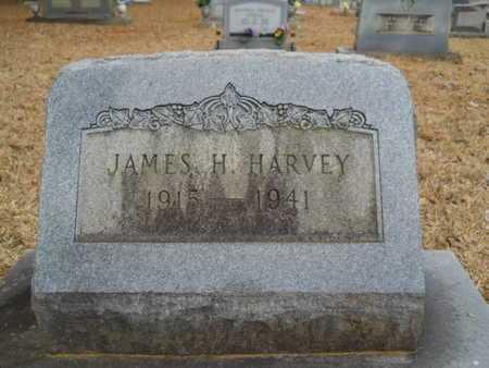 HARVEY, JAMES H - Webster County, Louisiana | JAMES H HARVEY - Louisiana Gravestone Photos