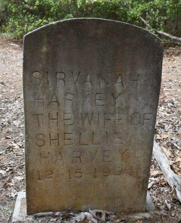 HARVEY, SIRVANAH - Webster County, Louisiana | SIRVANAH HARVEY - Louisiana Gravestone Photos