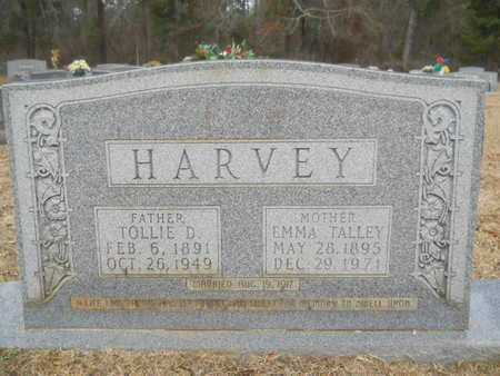HARVEY, EMMA - Webster County, Louisiana | EMMA HARVEY - Louisiana Gravestone Photos
