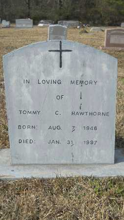 HAWTHORNE, TOMMY C - Webster County, Louisiana | TOMMY C HAWTHORNE - Louisiana Gravestone Photos