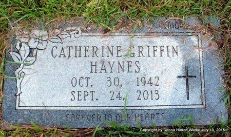 HAYNES, CATHERINE - Webster County, Louisiana | CATHERINE HAYNES - Louisiana Gravestone Photos