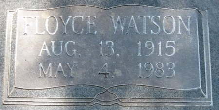 HAYNES, FLOYCE WATSON (CLOSE UP) - Webster County, Louisiana | FLOYCE WATSON (CLOSE UP) HAYNES - Louisiana Gravestone Photos