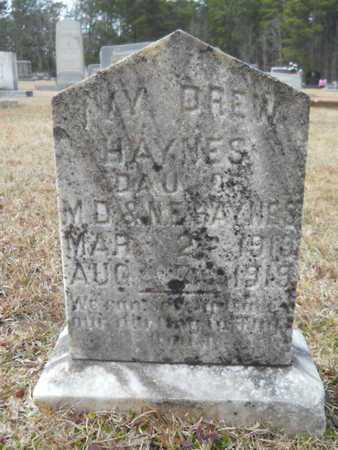 HAYNES, IVY DREW - Webster County, Louisiana | IVY DREW HAYNES - Louisiana Gravestone Photos