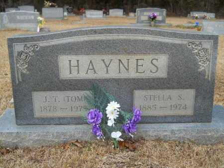 "HAYNES, ESTELLE PEARL ""STELLA"" - Webster County, Louisiana   ESTELLE PEARL ""STELLA"" HAYNES - Louisiana Gravestone Photos"